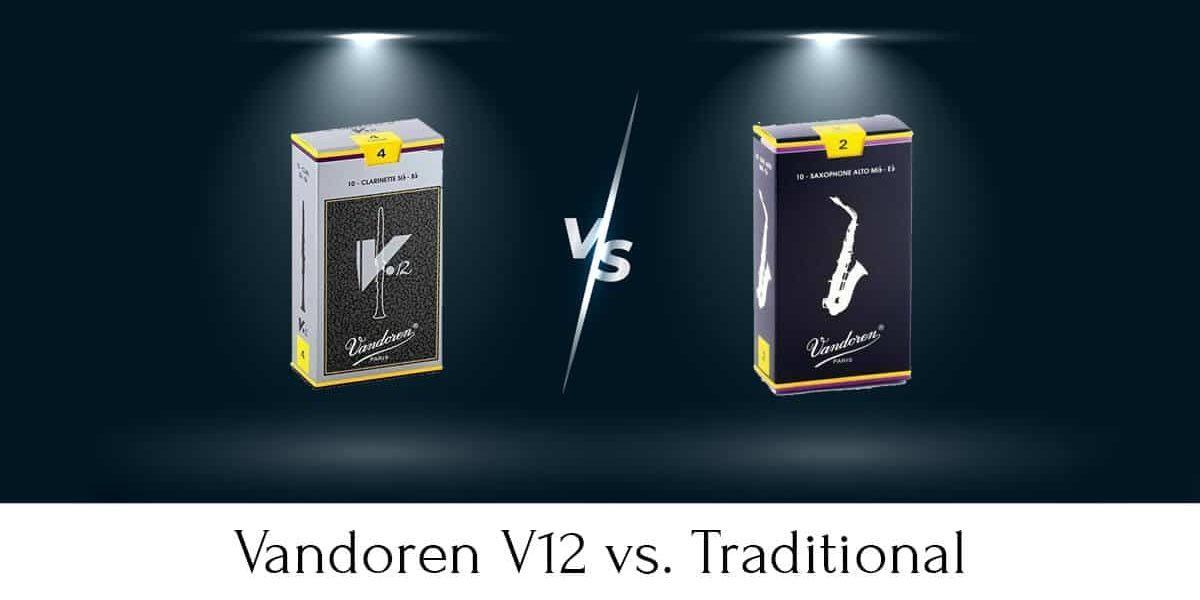 Vandoren V12 vs. Traditional: The Ultimate Comparison