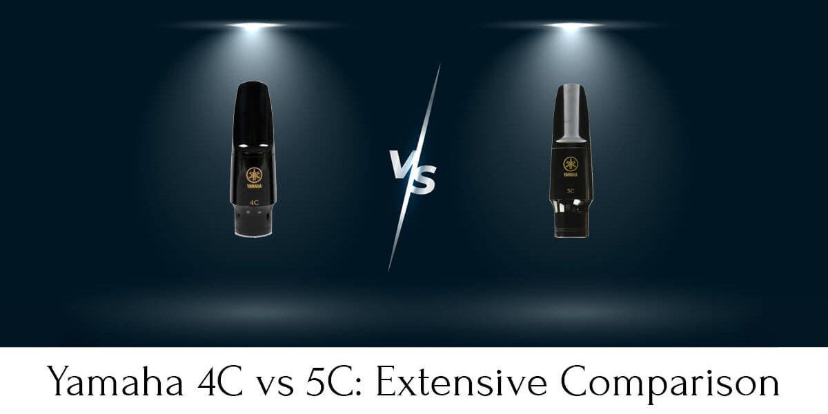 Yamaha 4C vs. 5C: Extensive Comparison (2021)