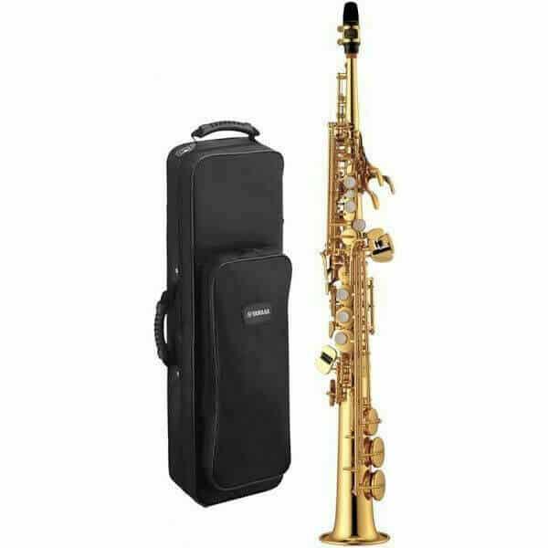 Yamaha-YSS-475II-Soprano-Saxophone